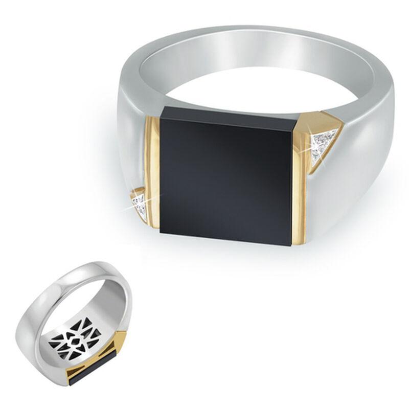legacy onyx diamond ring UK LODR a main