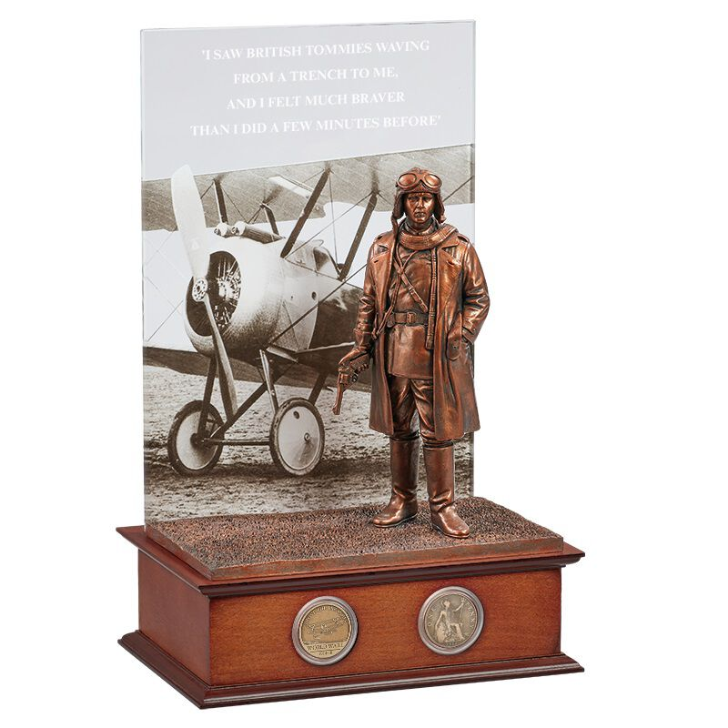 above the trenches the wwi flying ace UK CSAT a main
