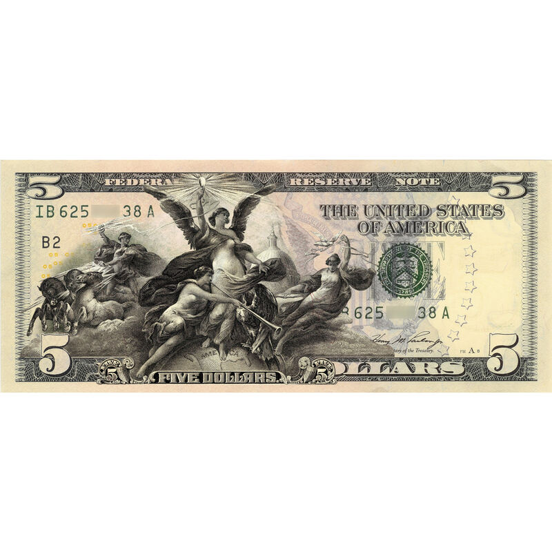 masterpieces of american currency UK MAC b two