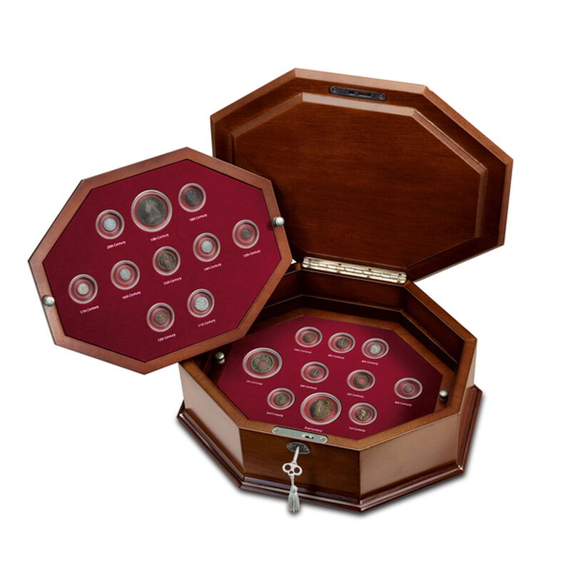 twenty centuries of coins UK 20CW a main