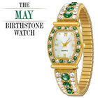the birthstone personalised stretch watc UK BPSW e five