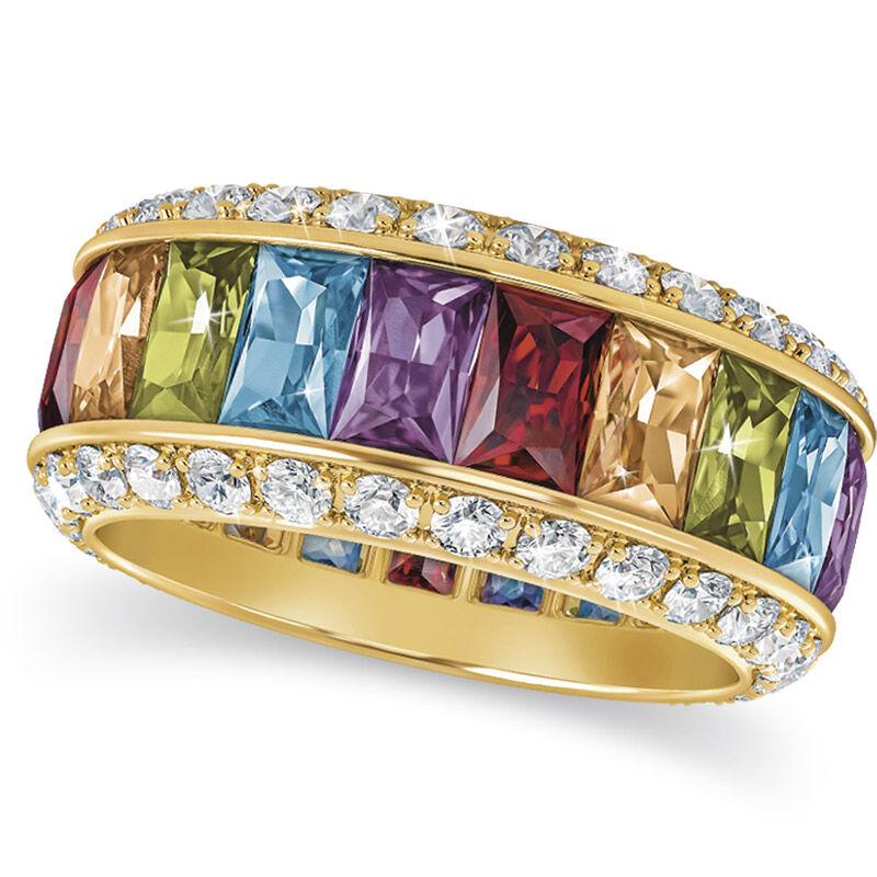 the rainbow eternity ring UK RAER a main