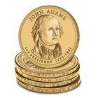 2007 adams dollar error coins UK ADEC a main