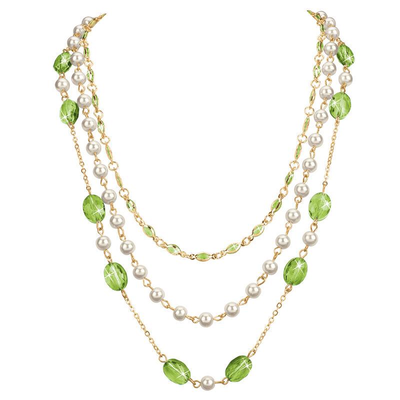 birthstone elegance necklace UK BENS k eleven