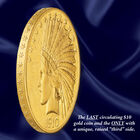 the u s indian head gold coin collection UK GHI f six