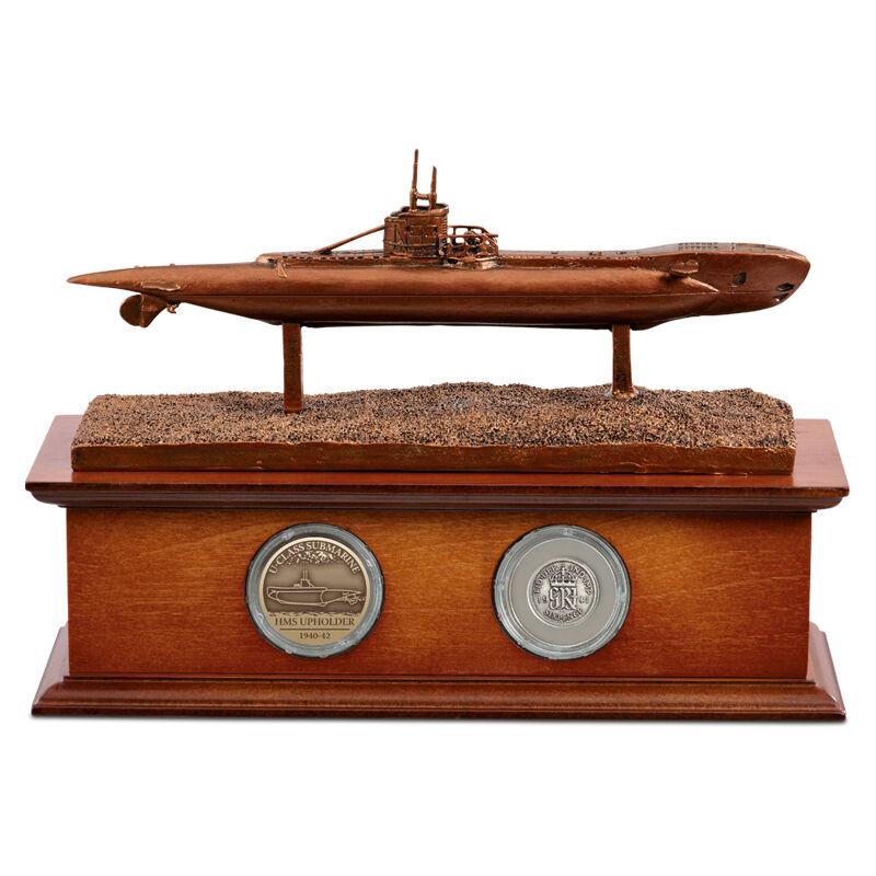hms upholder britains ace submarine UK CSUP b two