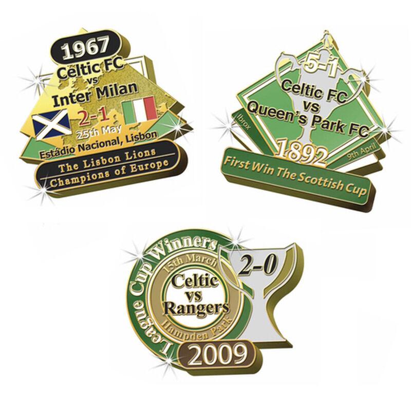 celtic fc victory pins UK CEVP b two