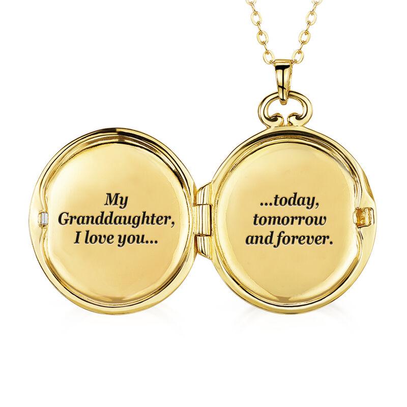 my granddaughter forever locket UK MGFL c three