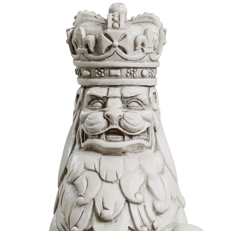 the queens beasts sculpture collection UK QBS e five