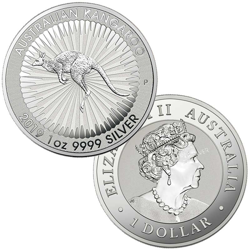 the 2019 early issue australian silver d UK A19D c three