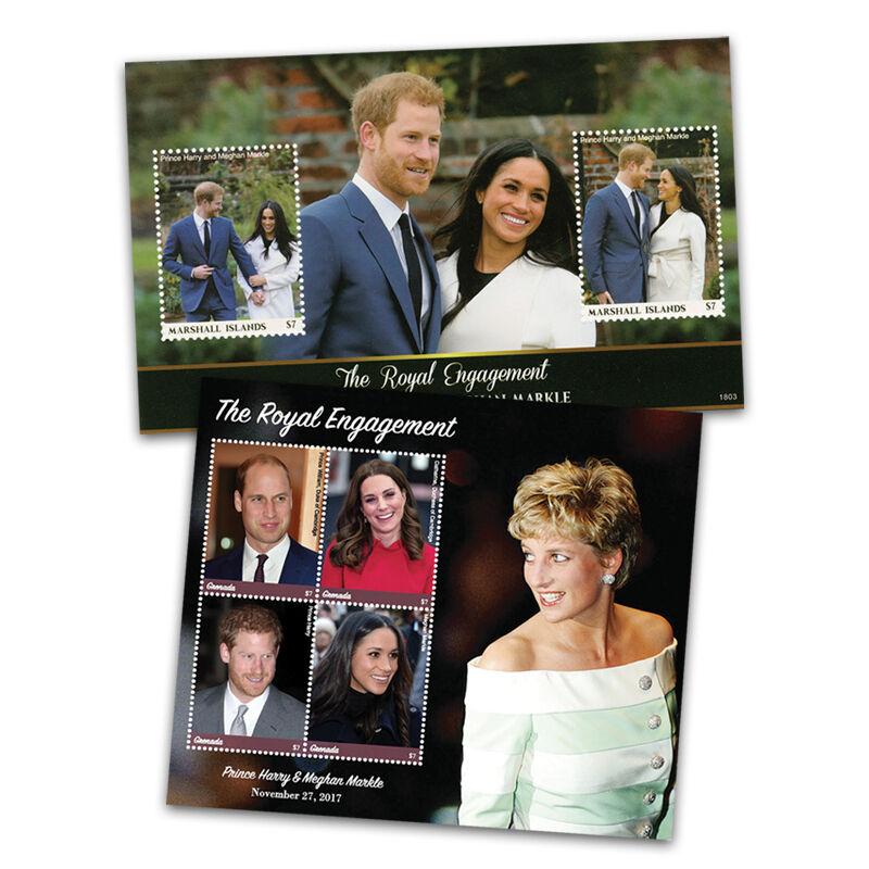the royal wedding international stamp co UK HMST b two