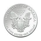 the 2019 uncirculated american eagle sil UK U19D c three