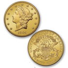 americas first 20 gold coin UK 20DG a main