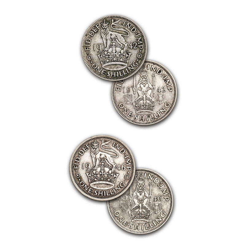 the complete shilling collection UK CSHCX b two