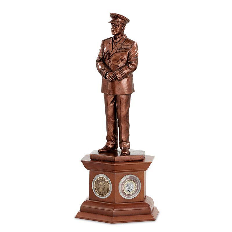 the prince philip memorial sculpture UK PPMCS b two
