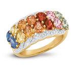 sapphire splendour diamond ring UK SASDR a main