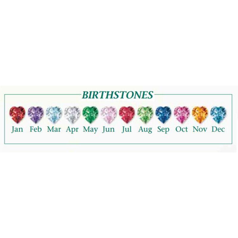 love everlasting diamond birthstone ring UK THOLR2 b two