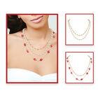 birthstone elegance necklace UK BENS b two
