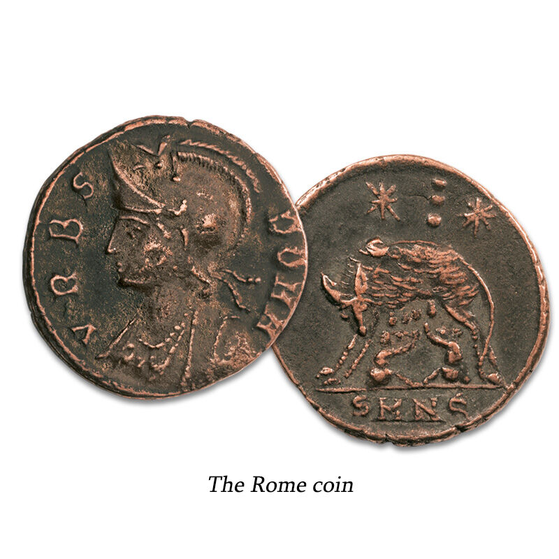 great cities of the roman empire ancient UK ARCC b two