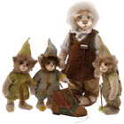 elves and the shoemaker by charlie bears UK CBESM a main