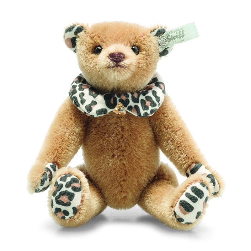 steiff leo bear UK STLEO a main