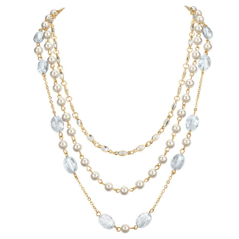 birthstone elegance necklace UK BENS g seven
