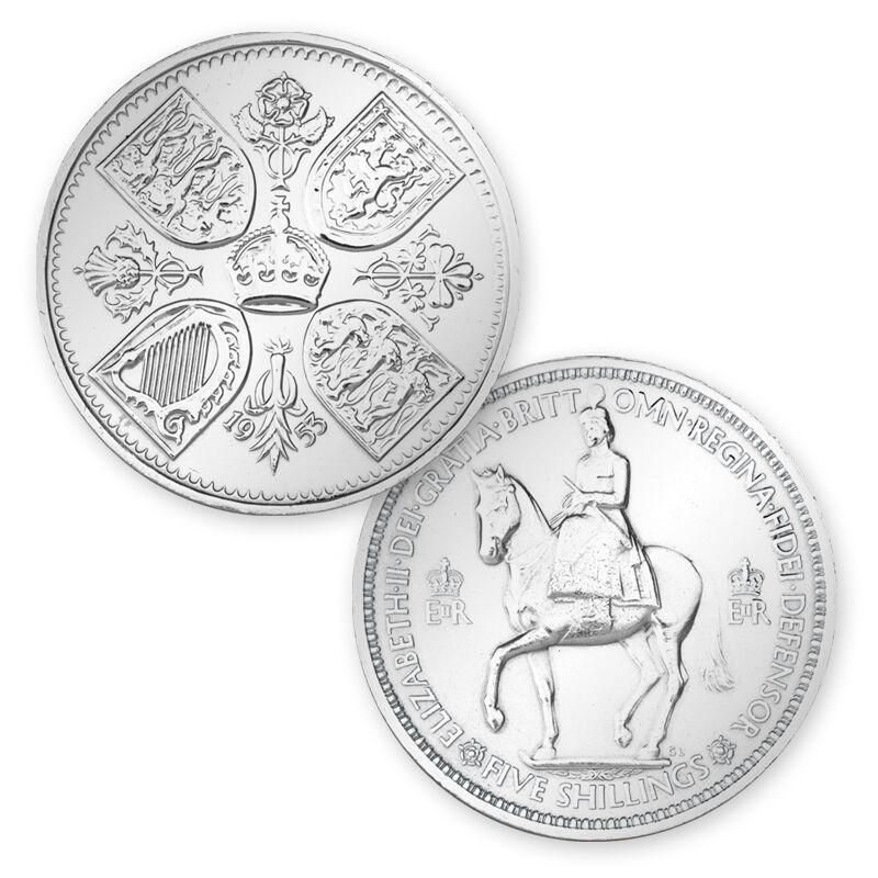 the complete queen elizabeth pre decimal UK CQEC c three