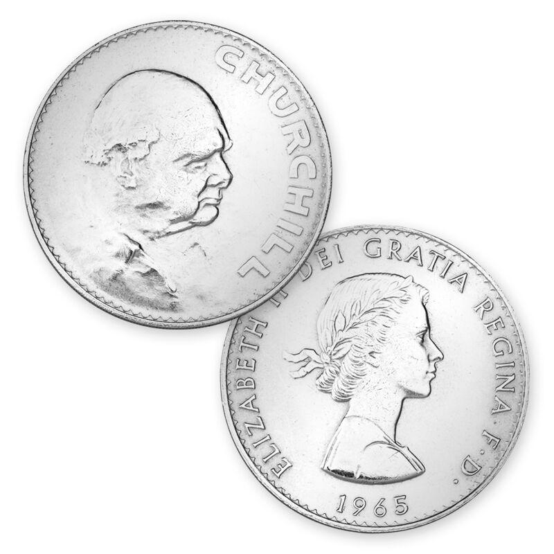 the complete queen elizabeth pre decimal UK CQEC d four