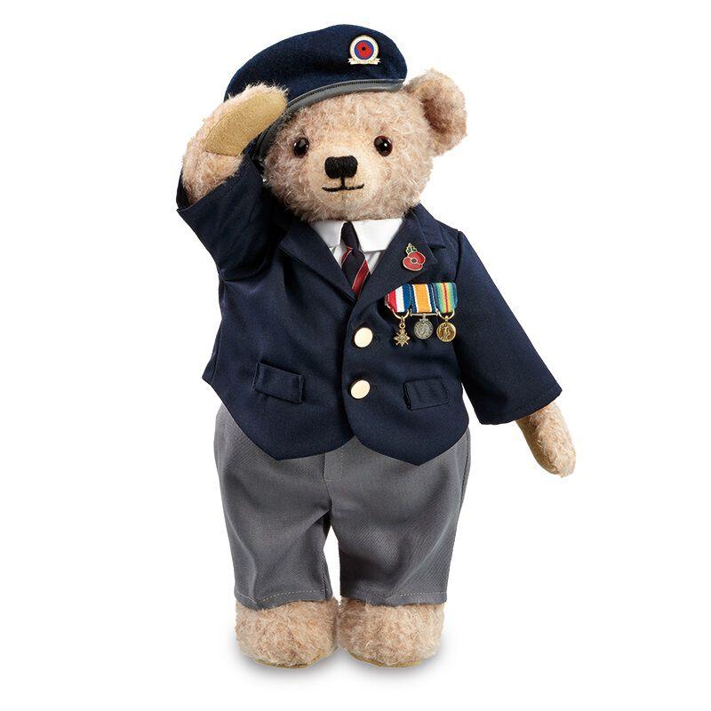 the royal british legion centenary bear UK MTBLB a main