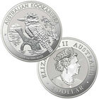 the 2019 early issue australian silver d UK A19D d four