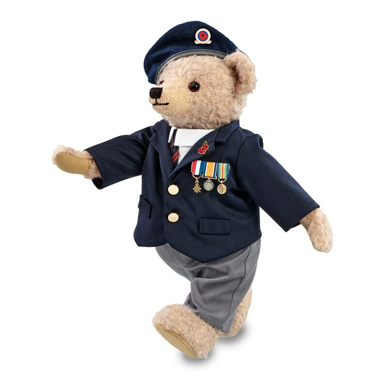 the royal british legion centenary bear UK MTBLB c three