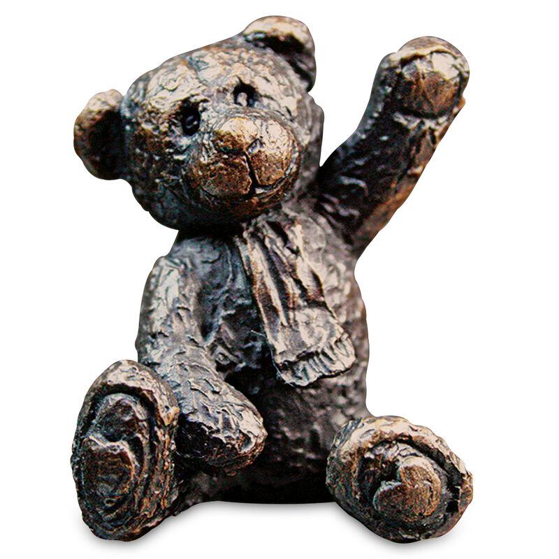 alfie the little bronze bear UK ALLBB a main