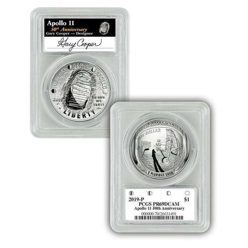 the apollo 11 50th anniversary silver pr UK UCSP c three