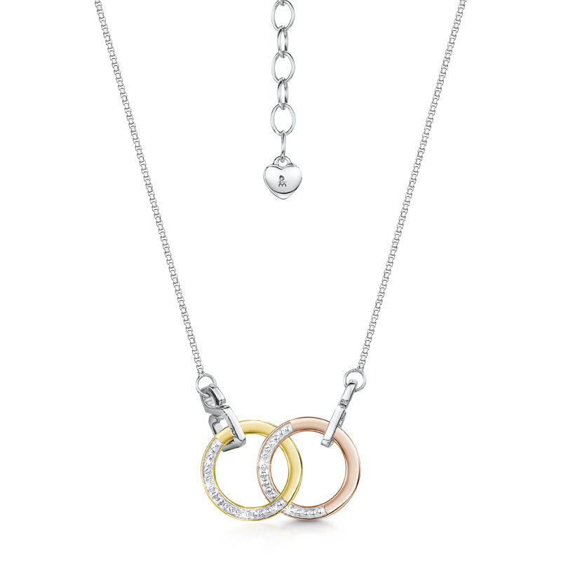 together forever entwined necklace UK TFEN a main