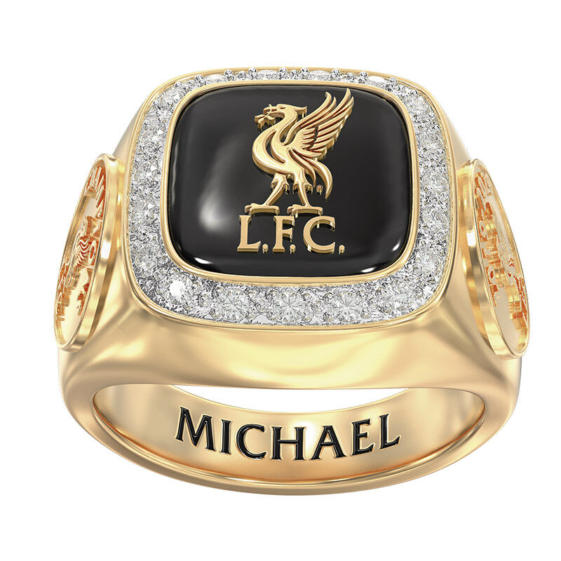 the liverpool fc champions personalised  UK L20R a main
