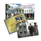 the president obama international stamp UK OIS a main