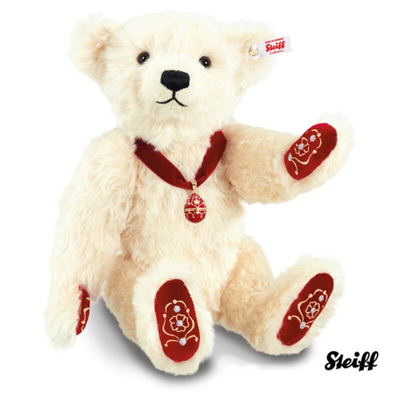 nicholas steiff faberge inspired bear UK SFAB2 a main