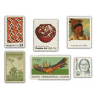 native american stamps UK NAS b two