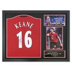 roy keane signed shirt UK RKSS a main