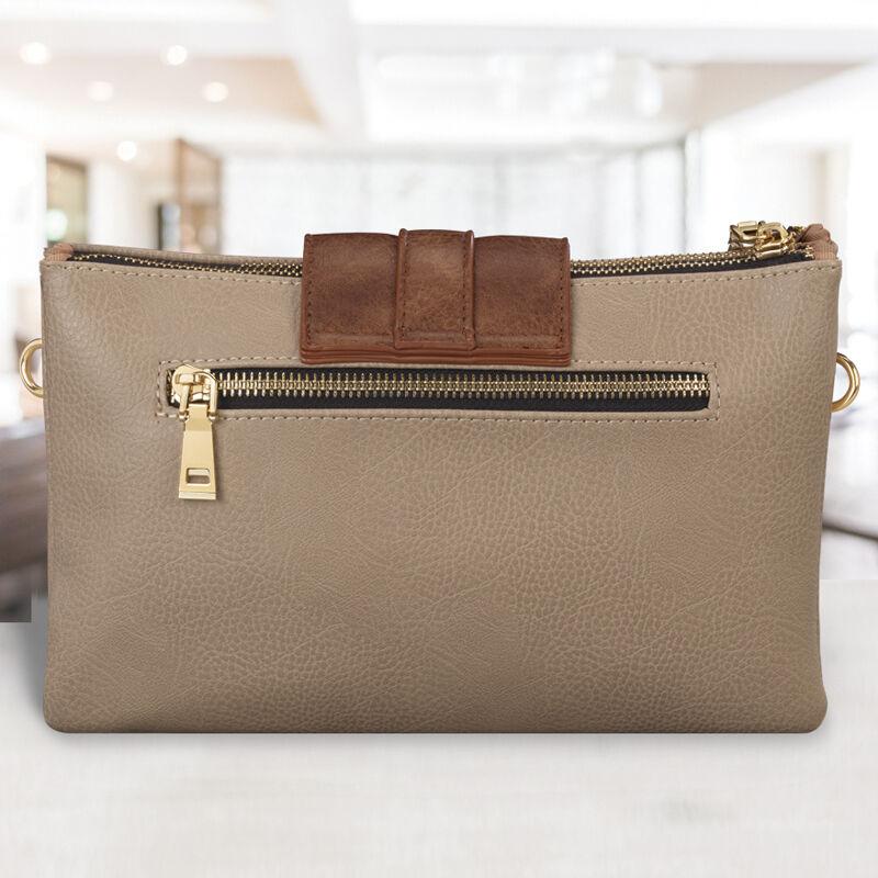 multi pocket crossbody bag by jose hess UK HMCB d four