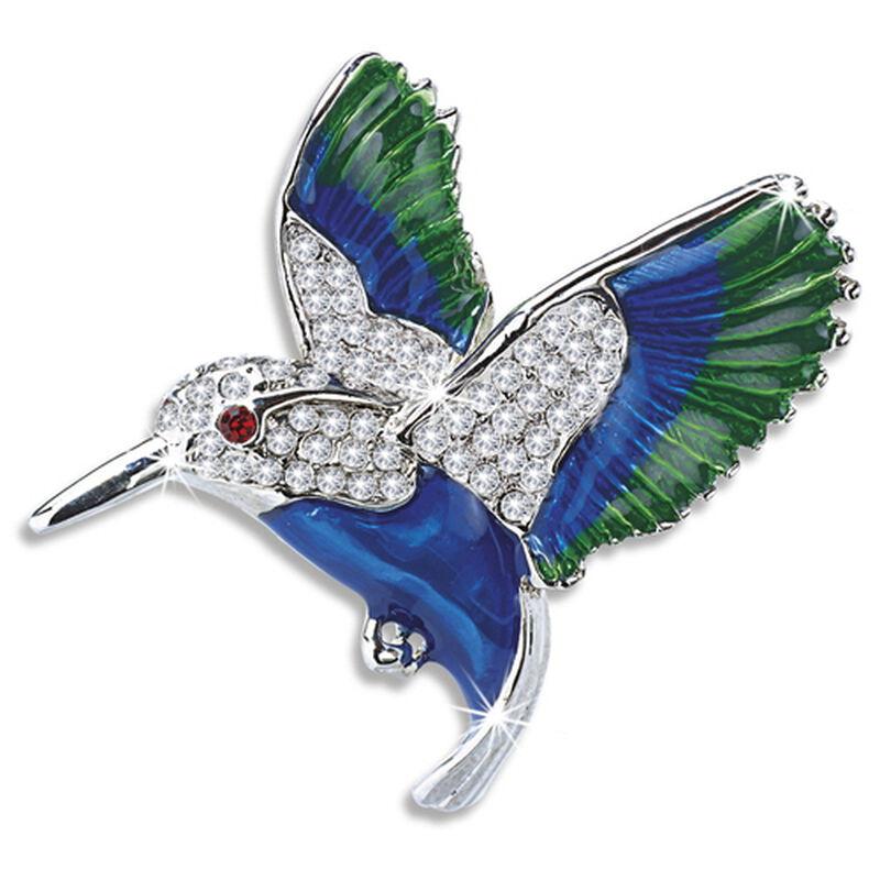 kingfisher brooch UK KFSBR a main