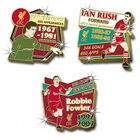 liverpool fc heroes pin collection UK LIPLP c three