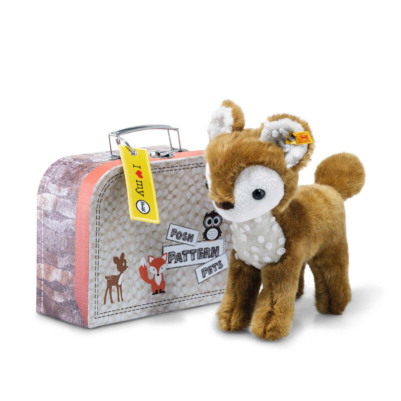 darlin deer by steiff UK STDDR a main