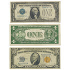 the us silver certificate collection UK USCS a main