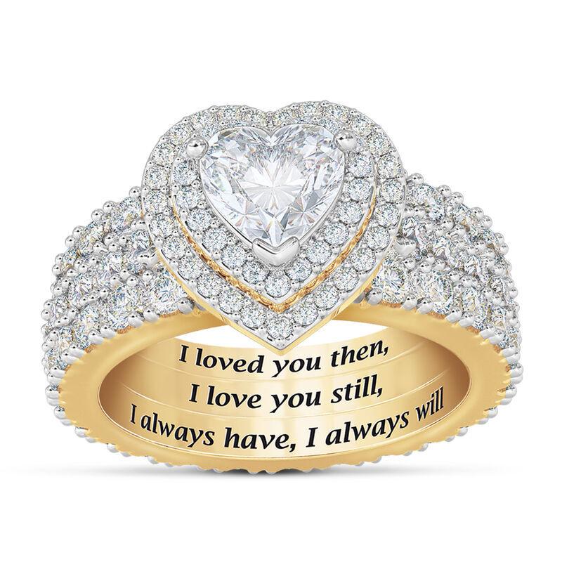 love everlasting stacking ring set UK LESRS a main