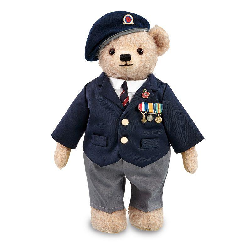 the royal british legion centenary bear UK MTBLB b two