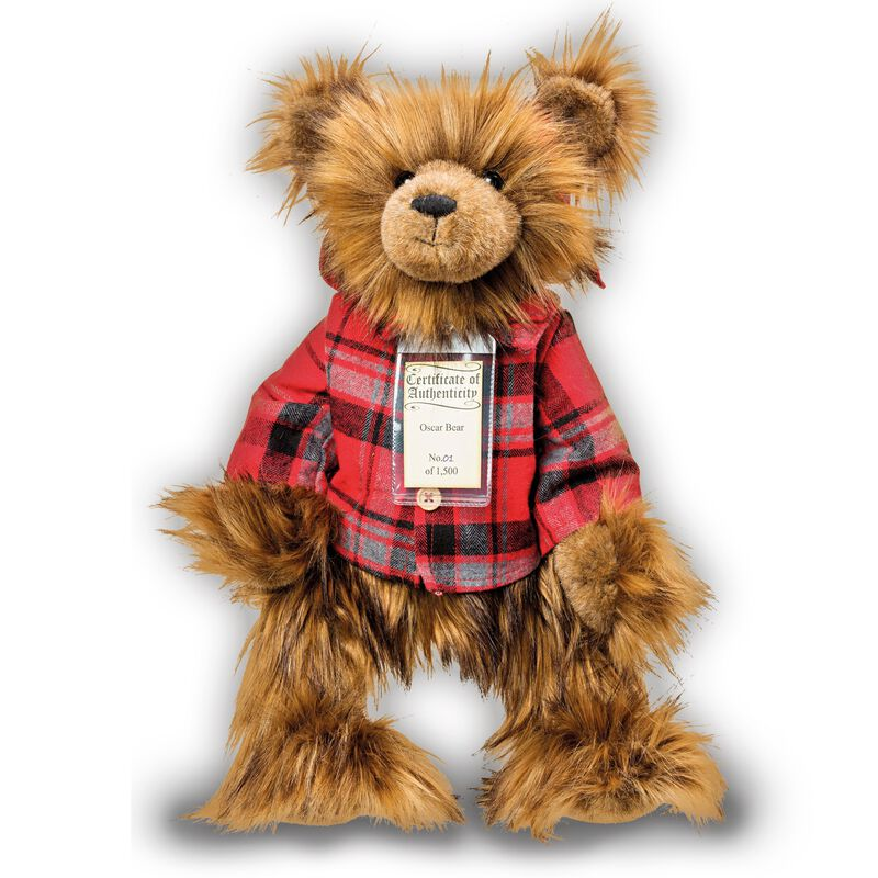 oscar by silver tag bears UK STBO b two