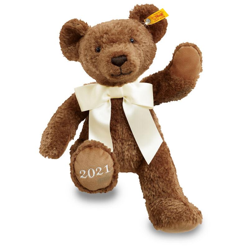 steiff 2021 cosy year bear UK SP21B a main
