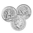 the robin hood 999 silver bullion collection UK RHBC a main