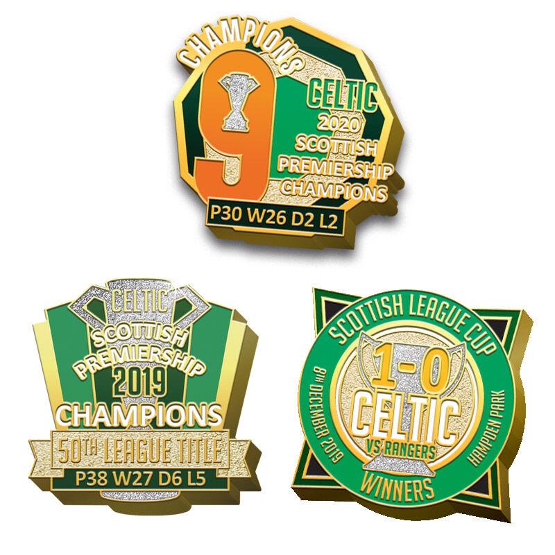 celtic fc victory pins UK CEVP a main